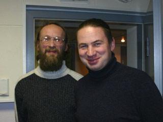 Владимир Решетов и Геннадий Бачинский