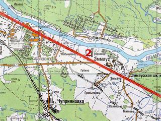До турбазы Волга на на машине