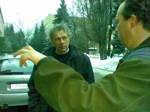 Александр Иванович Жихарев
