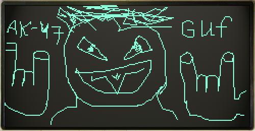 Шедевр скибатронной живописи от 11 мая 2010, 21:47:05